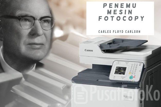 sejarah mesin fotocopy