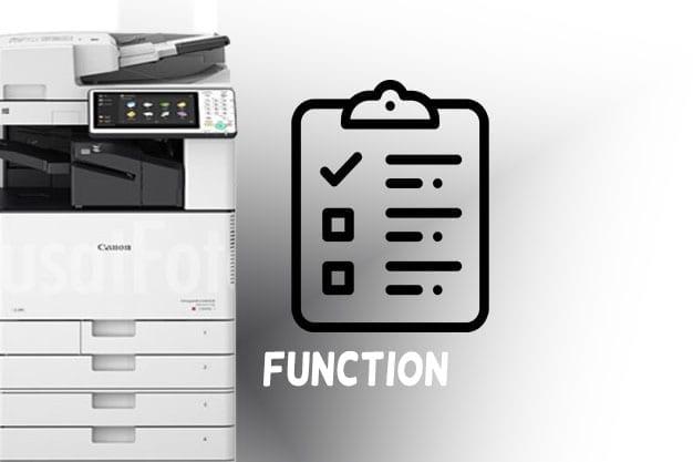 fungsi mesin fotocopy