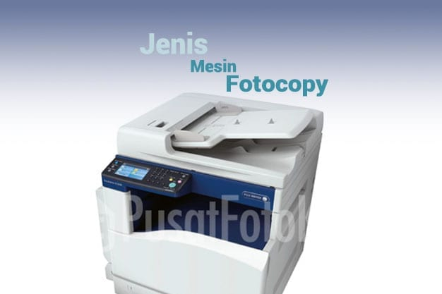 jenis mesin fotocopy