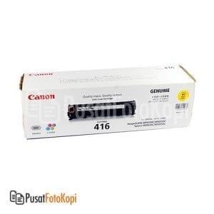 Cartridge Canon 416 Yellow