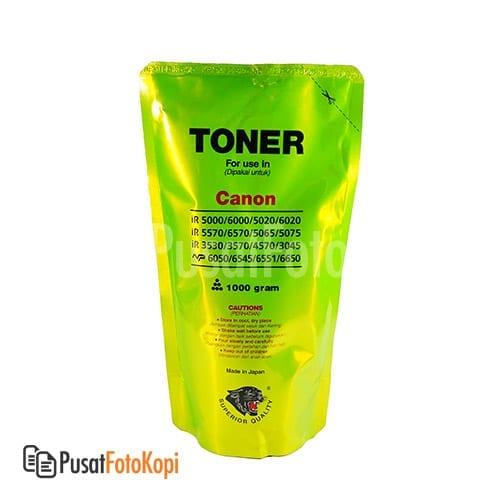 toner-canon-Black-Panther-ir5000-6000-5020-6020