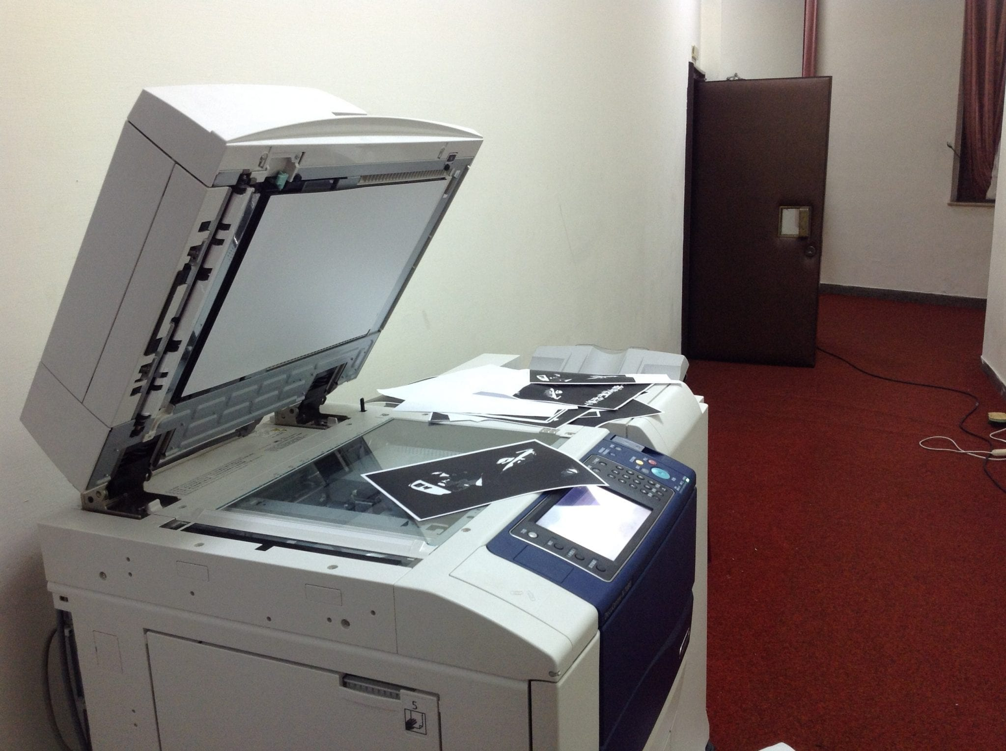 mesin fotokopi wi-fi