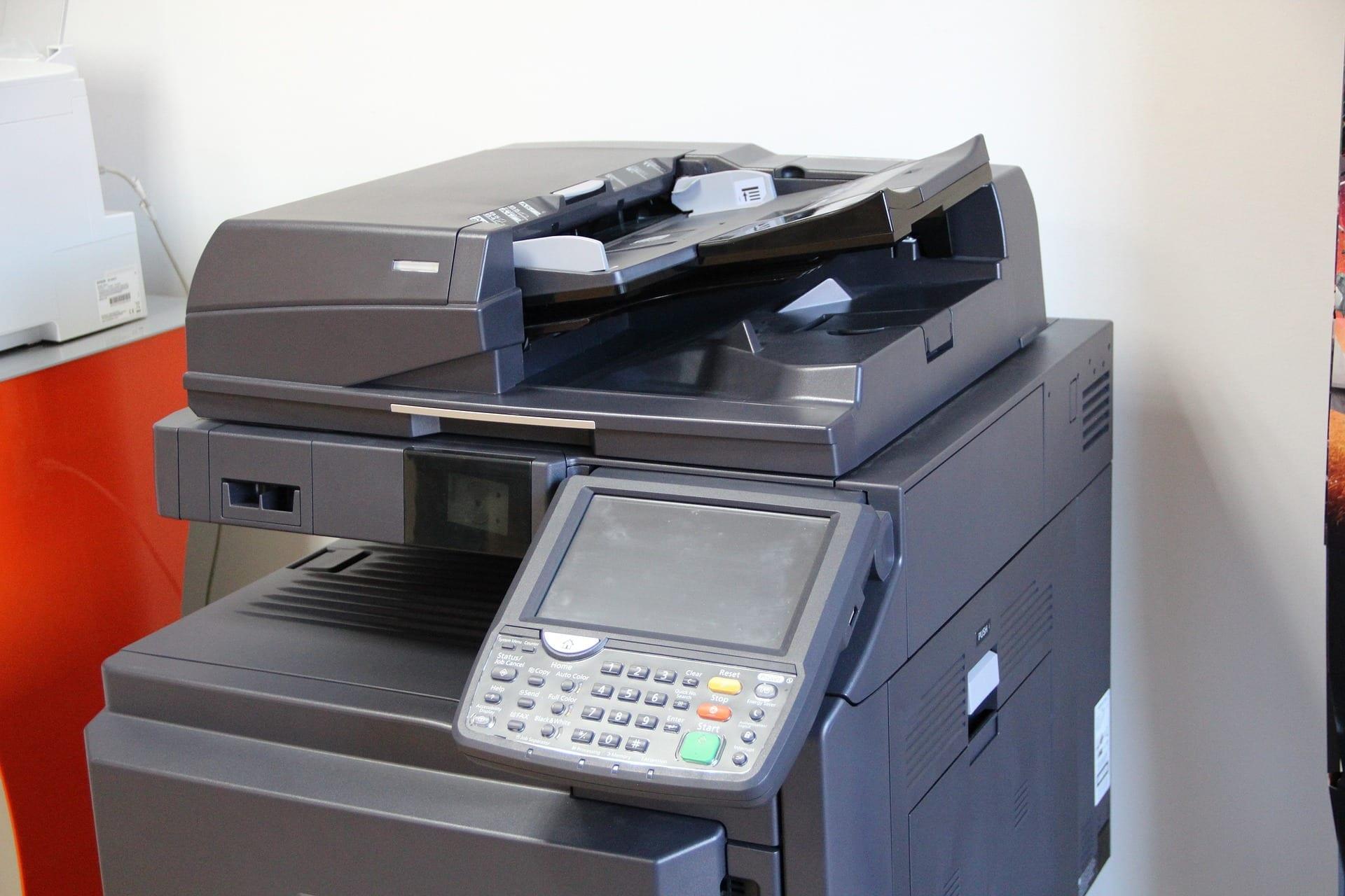 daftar mesin fotocopy canon ir