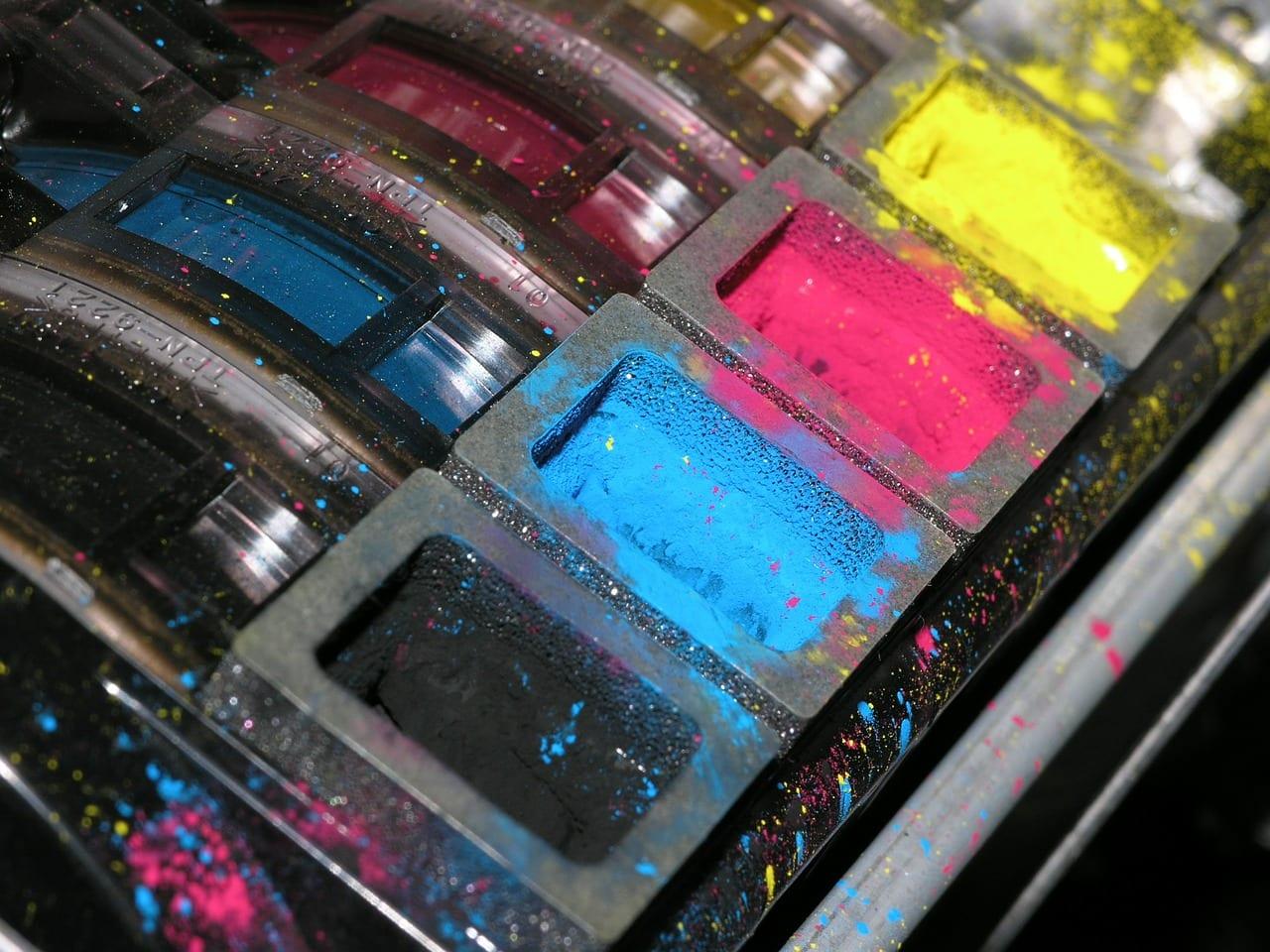 bagaimana prinsip kerja mesin fotocopy