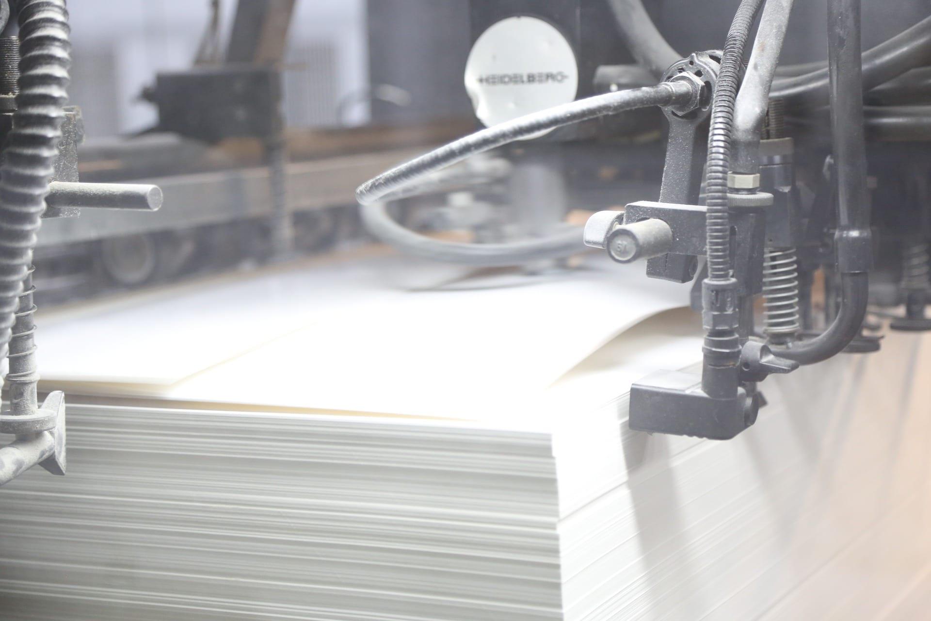 mesin yang mengatur cara mengatur margin pada mesin fotocopy