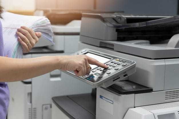 Tentukan Ukuran Mesin Fotocopy untuk Usaha